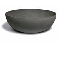 Lausanne Container - Material : Fiber Cement - Finish Anthracite Black