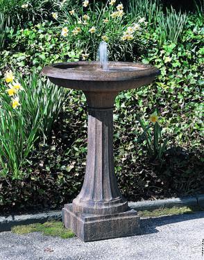 Longmeadow Fountain - Material : Cast Stone