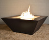 "Geo Square Fire Pit 7"" Ledge - Material : GFRC"