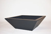 "Geo Square Fire Pit 2.5"" Ledge - Material : GFRC"