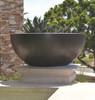 Low Bowl Planter - Material GFRC