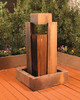Rocket Fountain - Material : GFRC - Finish : Absolute