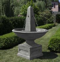 Condotti Obelisk Fountain