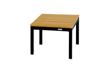 EKKA Small End Table - Plantation Teak