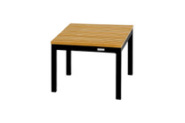 EKKA Small End Table - Plantation Teak