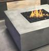 Tavola II Fire Table (pewter)