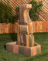 Fiore Fountain (GFRC in Sierra finish)
