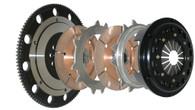 Toyota Tacoma 2RZ 3RZ W/ Jerico Transmission 184mm Competition Clutch Custom Twin Disc Clutch Kit