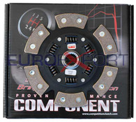 Competition Clutch 6 Puck Sprung Ceramic Disc for Mitsubishi 4G63T Eclipse Galant Turbo