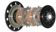 Competition Clutch EVO 4-6 2.0L 4G63 Engines 7.25 Twin Disc Ceramic Kit-Multi Plate Assembly