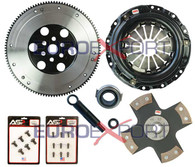 Honda D Series with B Series Transmission Competition Clutch Lightweight Steel Flywheel + Stage 5 Clutch Kit 1