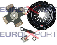 Competition Clutch Kit 8014-0420 Honda Prelude 2.0 2.1 1990-1991 4 Puck Rigid Ceramic Stage 5