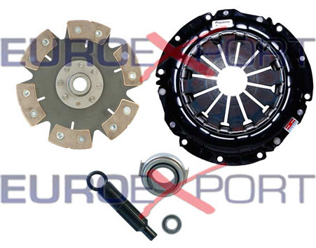 Mitsubishi Clutch Kit  Stage 4  Competition Clutch LANCER 2.0 (2002-2003) 5051-0620