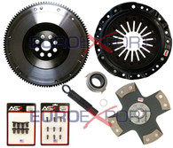 Competition Clutch Flywheel Kit Honda S2000 4 Puck Rigid Stage 5 8023-0420