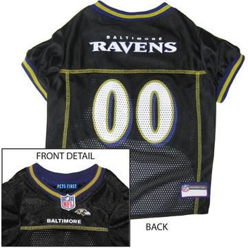 Baltimore Ravens NFL Football ULTRA Pet Jersey