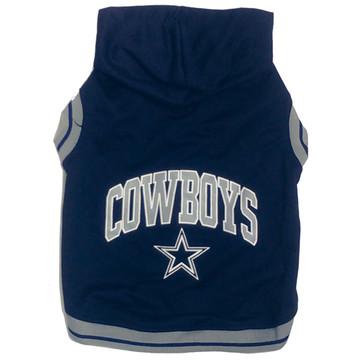 Dallas Cowboys NFL Football Dog HOODIE