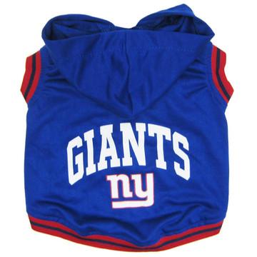 New York Giants NFL Football Dog HOODIE