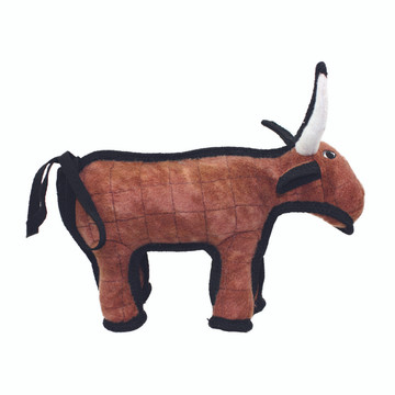 Bevo Bull JR Dog Toy