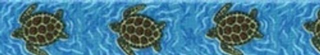 "Sea Turtles Roman Style ""H"" Dog Harness"
