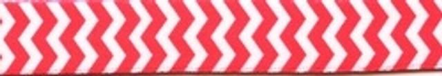 "Chevron - Strawberry Roman Style ""H"" Dog Harness"