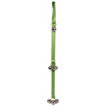 Solid Spring Green Ding Dog Bells Training System