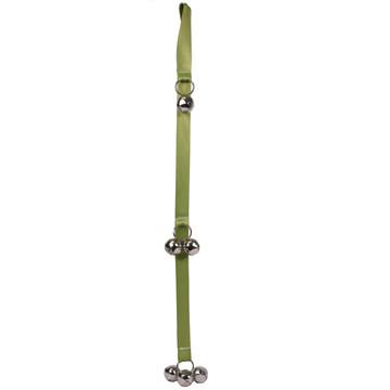 Solid Olive Ding Dog Bells Potty Training System