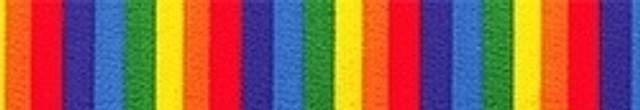 Rainbow Stripes Ding Dog Bells Potty Training System