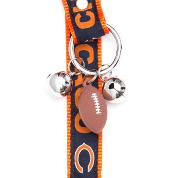 Chicago Bears Pet Potty Training Bells