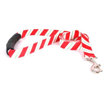 Peppermint Stick EZ-Grip Dog Leash