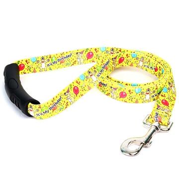 Happy Birthday EZ-Grip Dog Leash