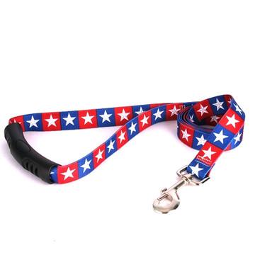 Colonial Stars EZ-Grip Dog Leash