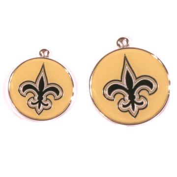 New Orleans Saints NFL Dog Tags With Custom Engraving