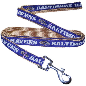 Baltimore Ravens Dog Leash