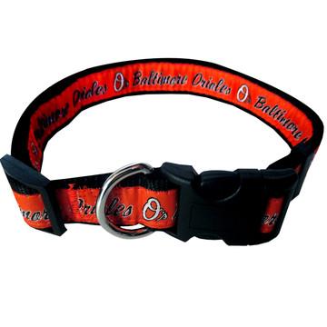 Baltimore Orioles Dog COLLAR