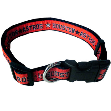 Houston Astros Dog COLLAR