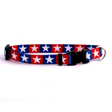 Colonial Stars Dog Collar