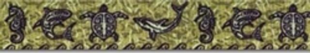 Tribal Seas Green Waist Walker