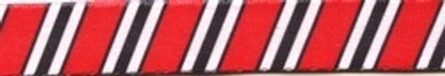 Team Spirit Red, Black and White Waist Walker