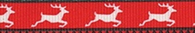 Reindeer Print Waist Walker