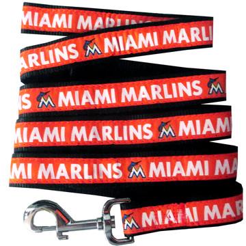 Miami Marlins Dog LEASH