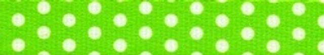 New Green Polka Dot Waist Walker