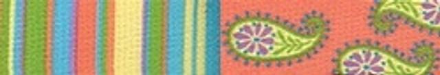 Melon Stripes Waist Walker