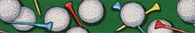 Golf Balls Waist Walker
