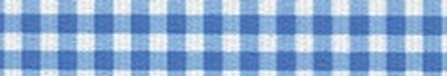 Gingham Blue Waist Walker