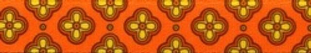 Cleo Orange Waist Walker