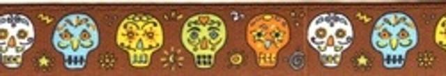 Candy Skulls Waist Walker