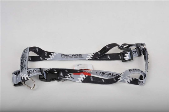 Chicago White Sox Dog Harness