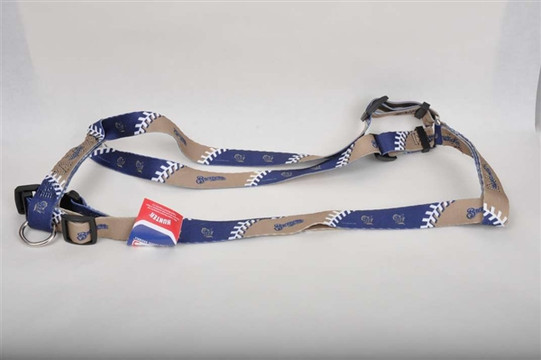 Milwaukee Brewers Dog Harness
