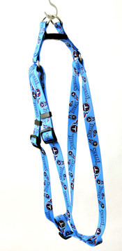 Tennessee Titans Step-In Dog Harness