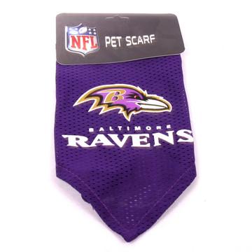 Baltimore Ravens NFL Pet Bandana